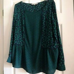 Super nice Loft blouse.